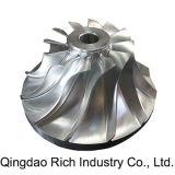 Het gietende Aluminium Parts/Brass die van het Smeedstuk van Deel van het Aluminium/Aluminium /CNC giet dat de Delen van het Aluminium machinaal bewerkt