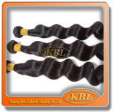Peruvian Hair Weavingの経済的なHuman Hair
