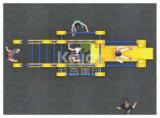 別の形式および建物の方法(KQ60147A)を滑らせる上昇が付いているKaiqi屋内か屋外の物理的なRubikの立方体シリーズ演劇