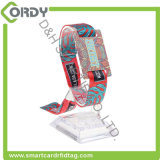 RFID MIFARE klassischer 1K gesponnener Wristband EV1 für Ereignisse