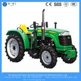 40HP 4WD 디젤 엔진 농장 트랙터 콤팩트 트랙터 또는 풀밭 트랙터 또는 농업 트랙터