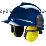 방어적인 안전 헬멧 장비 - 안전모 + 귀 머프/얼굴 방패