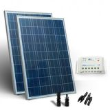 panneau solaire 12V 130W mono pour le système de hors fonction-Réseau