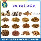 Machine d'extrudeuse d'aliment pour animaux familiers/chaîne de fabrication
