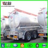 세 배 차축 42000L 석유 연료 탱크 트럭 트레일러