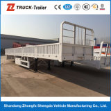 40FT 20FT Side Wall Open Container da vendere Good Quality Semi Trailer