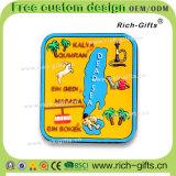Ricordo permanente personalizzato Gerusalemme (RC-IL) dei magneti del frigorifero dei regali promozionali della decorazione