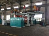 5 Schicht HDPE materieller Strangpresßling-Plastikwasser-Becken-Blasformen-Maschine