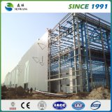 Magazzino progettato moderno della struttura d'acciaio (SW-95415)