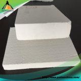 Placa de fibra cerâmica, placa de fibra cerâmica da isolação térmica