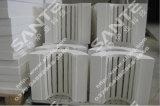 fornace spaccata della valvola elettronica di 1200deg c per il trattamento termico del laboratorio
