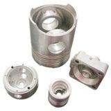 Bastidor de aluminio que trabaja a máquina del CNC de la alta calidad