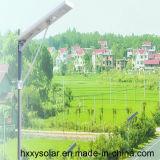 Lumière 60W extérieure solaire Integrated de prix usine