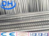 Barra de acero deformida HRB500 de HRB400//Rebar de acero para el edificio y la construcción