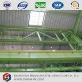 Oficina elevada da construção de aço do feixe da estrutura da ascensão