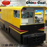 12t AC Frequency Underground Mining Locomotive