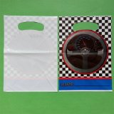 Heißer Verkaufs-Geschenk-Handbeutel mit dem schönen kundenspezifischen Firmenzeichen gedruckt