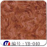 Пленка переноса воды изображения деревянного зерна Yingcai жидкостная
