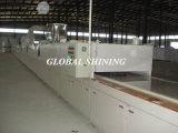 Chaîne de production en pierre artificielle de marbre artificielle extérieure solide de Corian