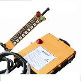 Radio multicanale de grue à télécommande (F21-18D)