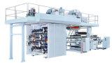 タイプ多色刷りCIの網のフレキソ印刷の印字機