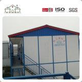 Bon marché et facile installer la Chambre préfabriquée de camp de travailleur