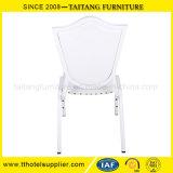 椅子の結婚式の椅子の現代椅子を食事する白い鉄