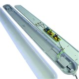 Opalパソコンの拡散器IP65はLEDの管ライトを防水する