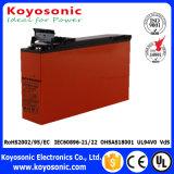 bateria 5-Year da garantia para a bateria do painel solar de pilhas Photovoltaic 12V 33ah