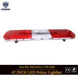 디지털 관제사 (TBD-GC-810L-C)를 가진 빨간 LED에 의하여 사용되는 비상사태 경찰 Lightbar