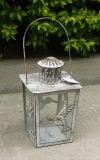 Lanterna domestica rivestita della decorazione della polvere popolare