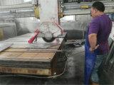 Máquina de estaca de pedra inteiramente automática da ponte para telhas do granito/as de mármore