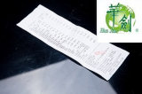 Rodillo del papel termal de la caja registradora de China Surplier 80m m