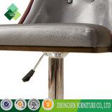 棒のステンレス鋼フレームのバースツール棒椅子の使用