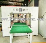Automatische CNC-vertikale schnelle Draht EVA-Ausschnitt-Maschine