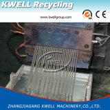 PE/PP/PS/ABS Regrind o plástico que recicl os grânulo que peletizam a máquina