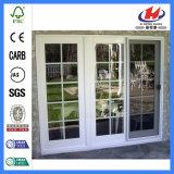 Melhor vidro interno interior moderno que desliza a porta francesa