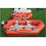 4 Personen Belüftung-materieller Selbstaufblasbares Boot