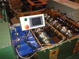 Rodillo de acero del panel de la azotea de la onda del color que forma la máquina