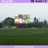 Tabellone per le affissioni pieno esterno della parete LED della video visualizzazione di HD (P5mm)