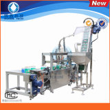 Quality superior Automatic Glue Filling Machine com Capping