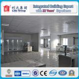 El almacén Pre-Dirigido/atraviesa extensamente el almacén de la estructura de acero/la estructura de acero