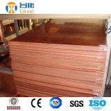 2.004 Feuille C10200 de cuivre rouge pour le matériel électrique