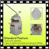 Divisore automatico del panino di hamburger più rotondo