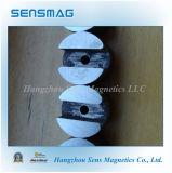 De permanente alNiCo5-7 Magneten van de Cilinder