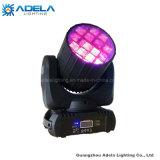 indicatore luminoso capo mobile infinito del fascio di 12X12W LED