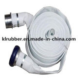 PVC Lined Fire Hose avec Different Type Coupling