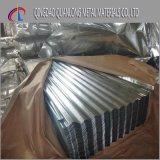 GIによって電流を通される波形の屋根ふきの鋼板