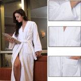Robe de bain (BA-003) Chambre d'hôtel en coton Robe de bain Fabricant Cut Pile