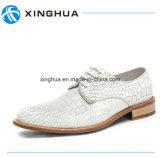 ビジネス靴のための人の本革の靴